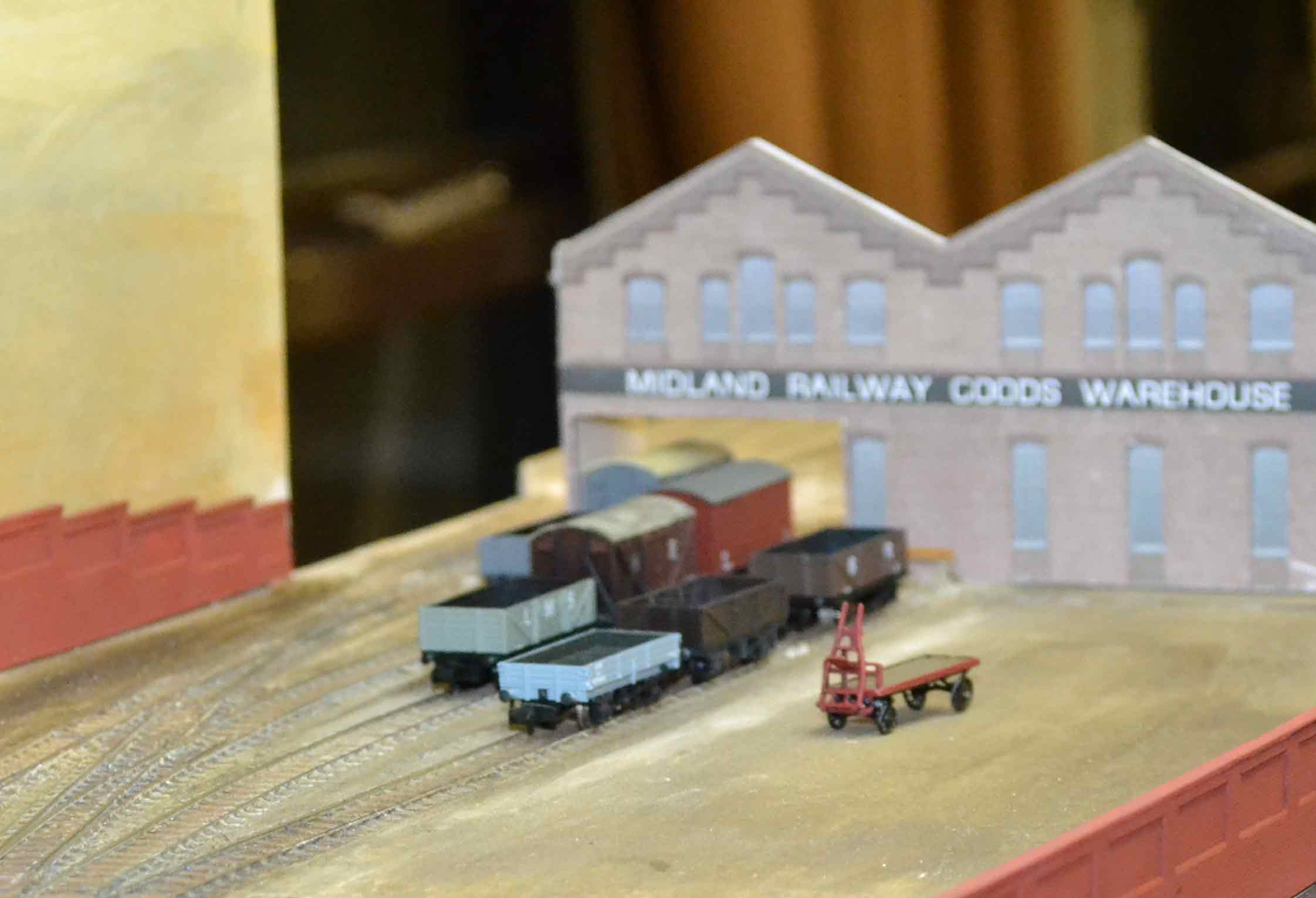 Cotton Lane Goods Shed